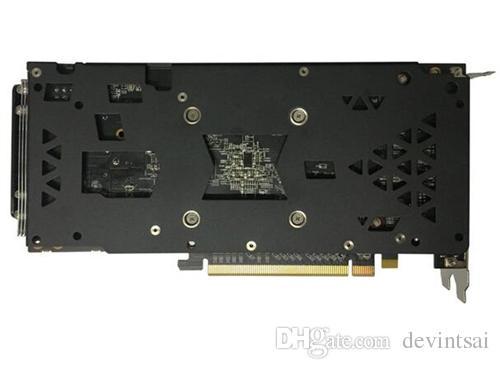 RX580 8G 256bit 8000MHz 1257-1340MHz GDDR5 2304 CUDA كور 29-31Mh / ثانية DVI / HDMI بطاقة الرسومات ل ETH