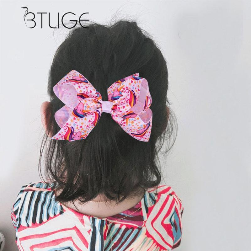 Beautiful Solid Colour Hair Bow Bb Clips Girls Hairpins Lovely Bow Barrettes For Women Hot Sell Ladies Hair Accessories Hair Accessories Accessories