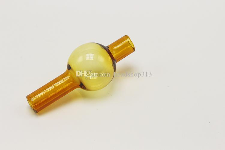 Glass Carb Cap For XL Smoking Pipes Dab Rigs Glass Water Bong Heady Water Pipe Oil Rigs With Glass Banger For Smoking
