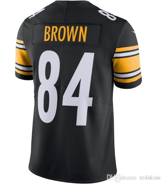 6646cc8e0 2018 Antonio Brown Jersey JuJu Smith Schuster James Conner Le Veon Bell 2019  Camo Salute To Service American Football Jerseys Discount Hot Sale From ...