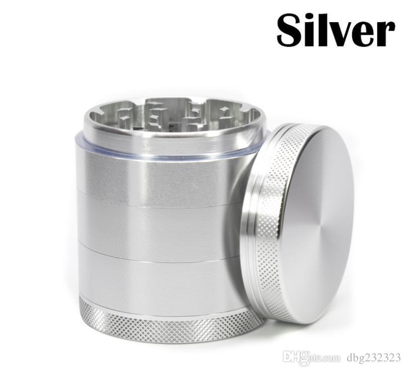 Aleación de aluminio de 55 mm amoladora de metal de cinco capas.