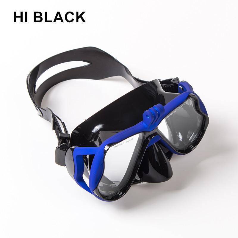 10aced43a Compre Miopia Máscaras De Mergulho Com Lente Prescrição Câmera Subaquática  Dioptria Máscara De Mergulho Máscara De Mergulho Correctiva Para Câmera De  ...