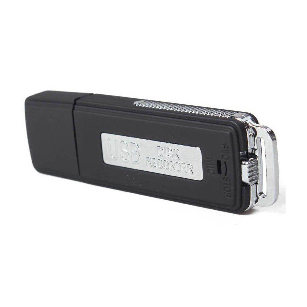 2 في 1 مصغرة 4 جيجابايت usb القلم محرك فلاش القرص الرقمية إخفاء الصوت تسجيل صوتي 70 ساعة صوت قابلة للشحن تسجيل الإملاء VR302