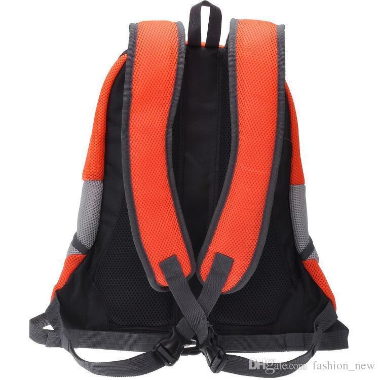 SIZE:42*38*20CM Pet Backpack Carrying Dog Bags Breathable Outdoor Travel Bag Dog Carrier Backpack Pet Dog Front Bag Double Shoulder Bag