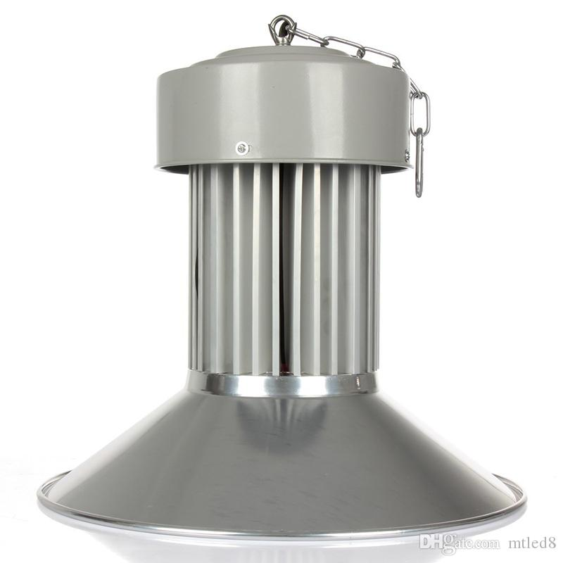 LED Hochregallager Licht industrielle 85-265V 50W 100W 150W 200W Approved Downlights LED-Flutlicht-Beleuchtung Einbauleuchte Station führte Baldachin Lichter