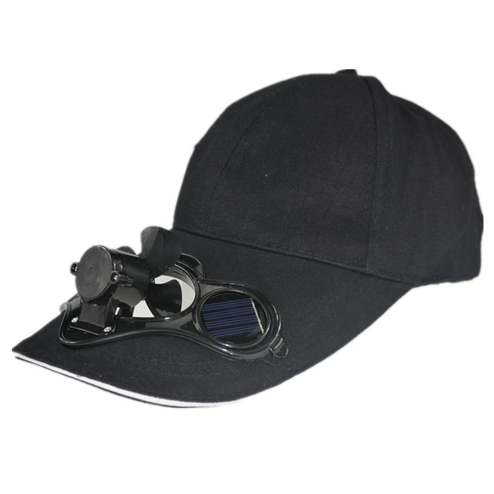 Acquista Berretto Da Baseball Da Baseball A Vento Ad Energia Solare Con Cappello  Snapback 67ef21deae7d