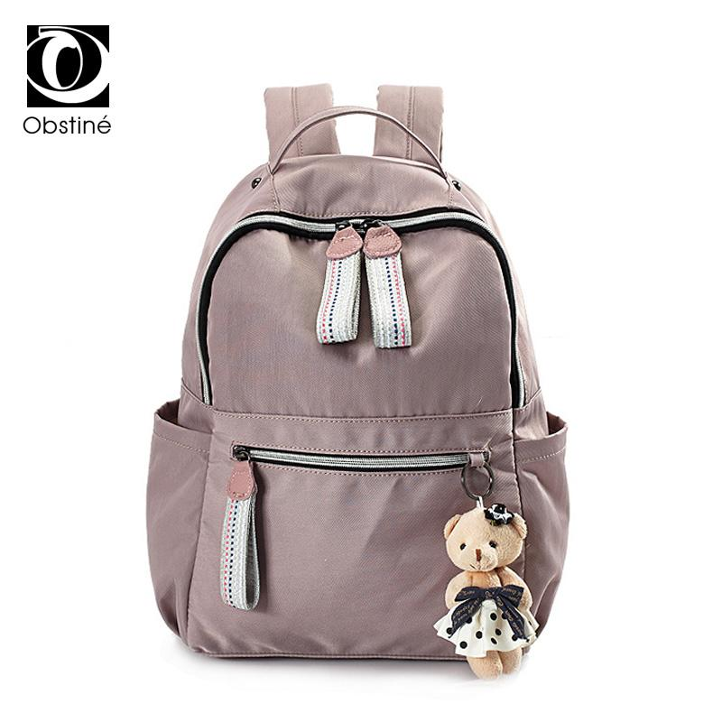 de2e277af9 Oxford Backpacks Women Waterproof School Backpack For Student Cute Laptop  Bagpack For Girls Casual Travel Back Pack Bags Female Bookbags Backpack  Purse From ...