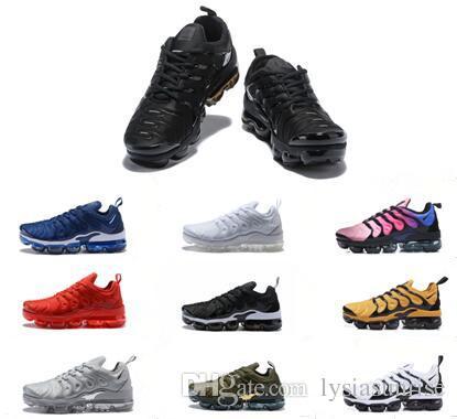 4f7ba140fa59 TN Plus Running Shoes Men Olive Metallic White Silver Colorways ...