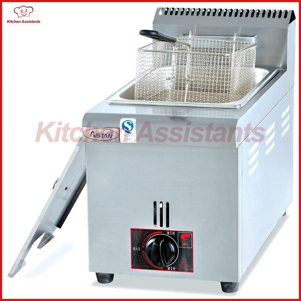 GF71 Commercial Counter Top Stainless Steel Electric Large Capacity ...