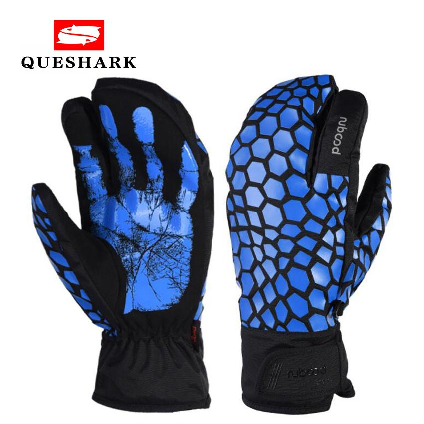 d57e3462e8b21 Großhandel Unisex 3 Finger Touchscreen Skihandschuhe Kinder Wasserdichte  Anti Rutsch Handschuhe Sport Snowboard Radfahren Ski Handschuhe Von  Litchiguo