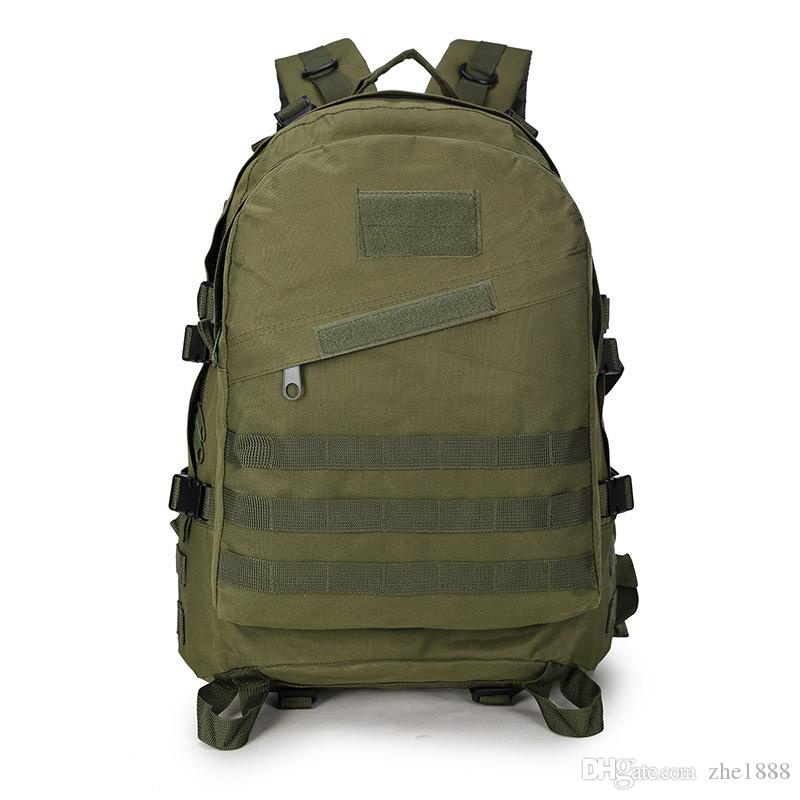 817aabadd2a8 New Travel Backpack Sports Outdoor Mountaineering Bag Tactical Camouflage  Waterproof Shoulder Riding Backpack 3D Bag Batman Backpack Running Backpack  From ...