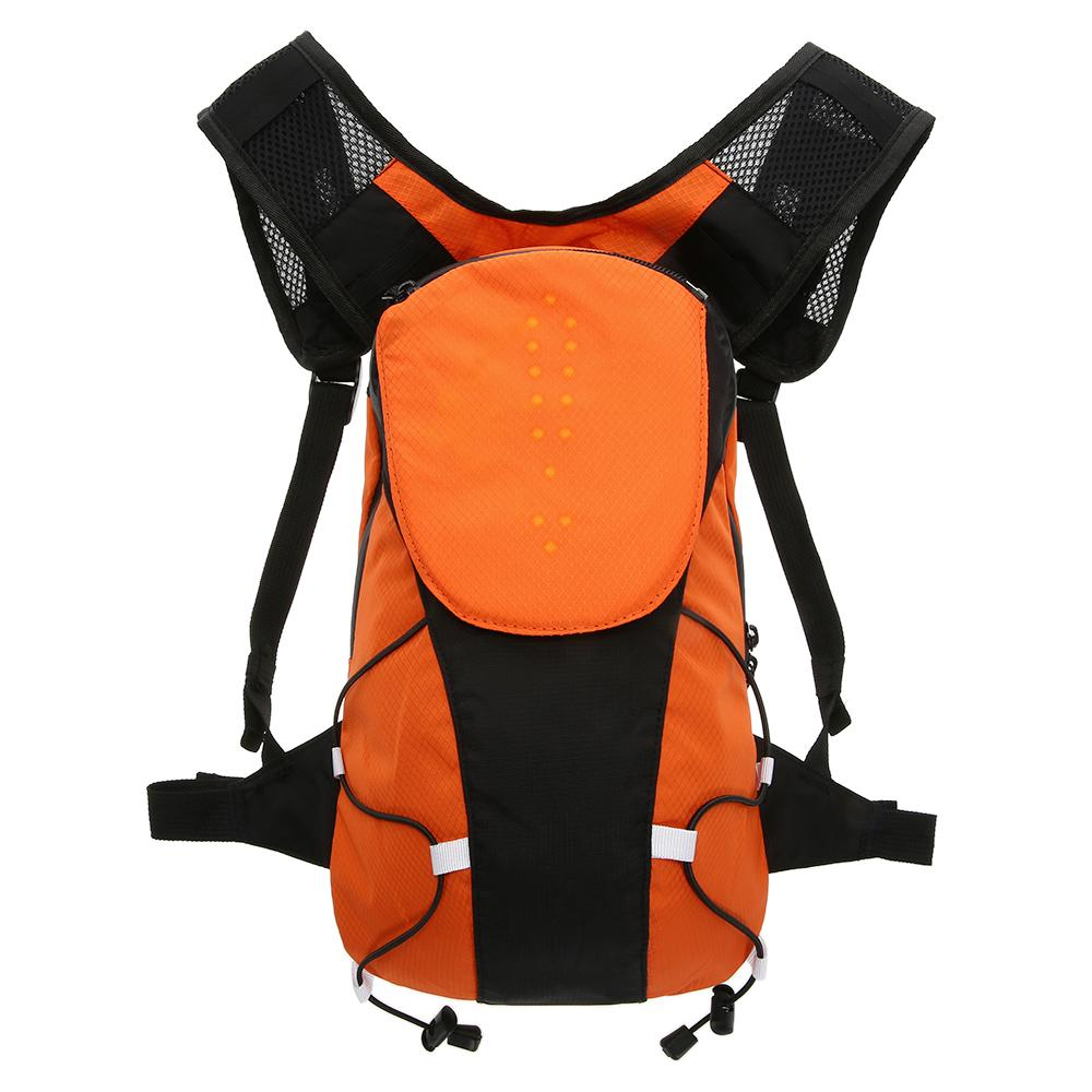 Bicycle Bags & Panniers Lixada Usb Rechargeable Reflective Vest Backpack With Led Turn Signal Light Remote Control Outdoor Sport Safety Bag Gear Cycling