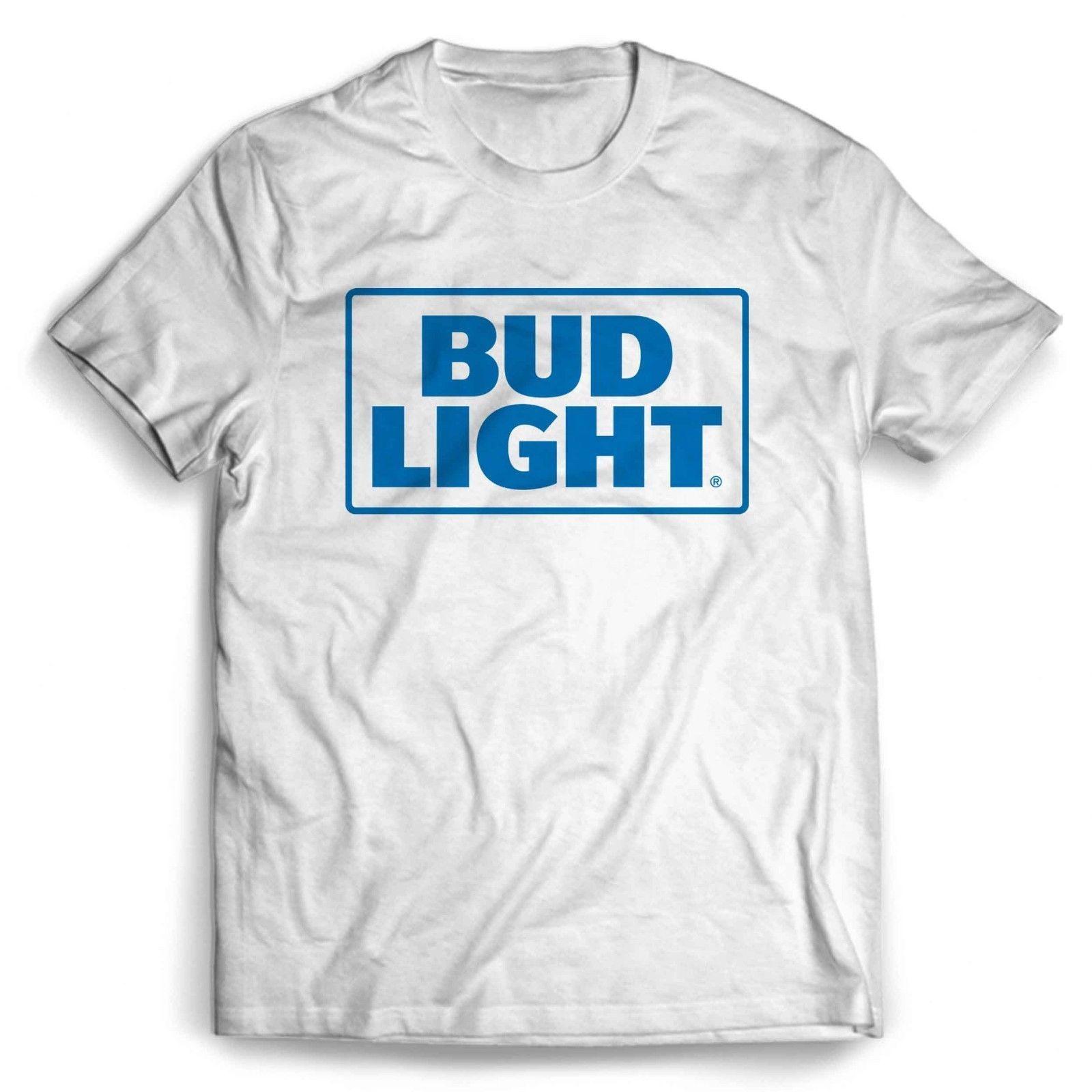 Bud Light Logo Man s T-Shirt