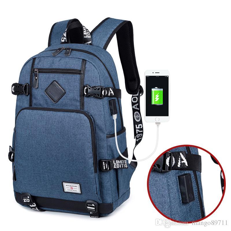 Canvas Men S Backpack Bag Brand 19 Inch Laptop Notebook Mochila For Men  Back Pack School Backpack Bag Girls Backpacks Drawstring Backpack From  Mango89711 e31dff038c67a