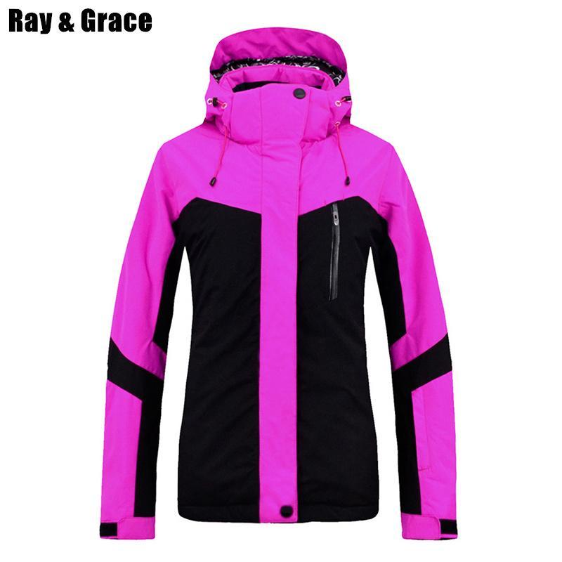 De Ray Vêtements Neige Veste Sport Acheter Professionnelle Grace nFwx67nqB