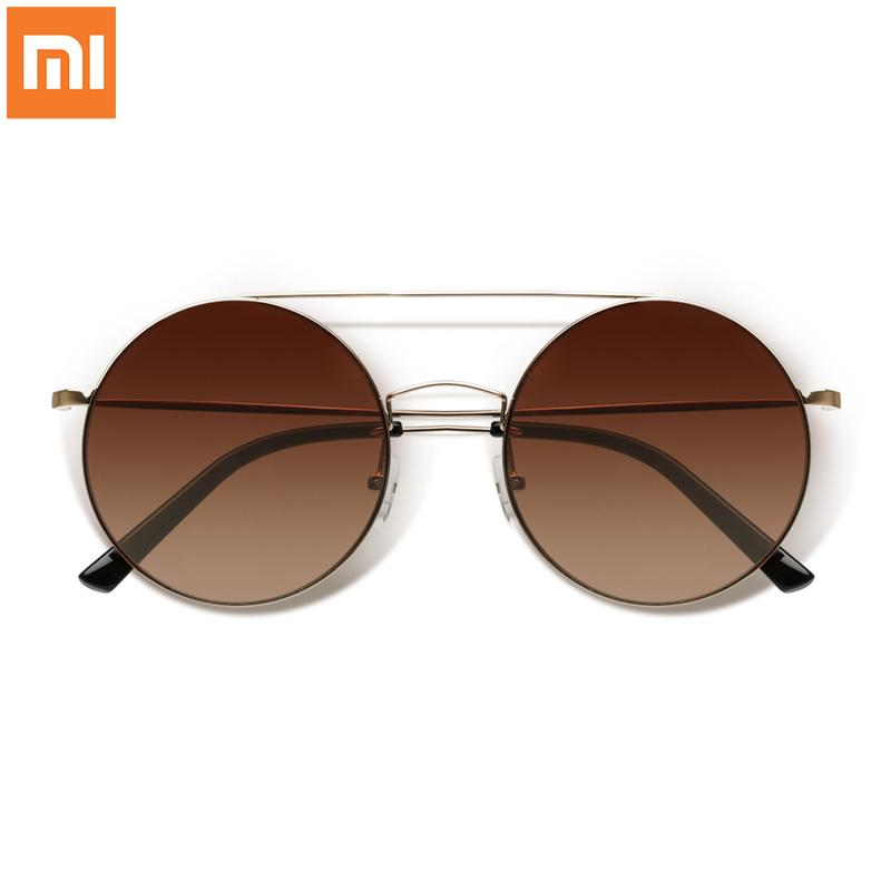 aceef47b65eca Compre Original Xiaomi Mijia Ts Nylon Óculos De Sol Ultra Fino Leve  Projetado Para Viagens Ao Ar Livre Para Homem Mulher De Umbre