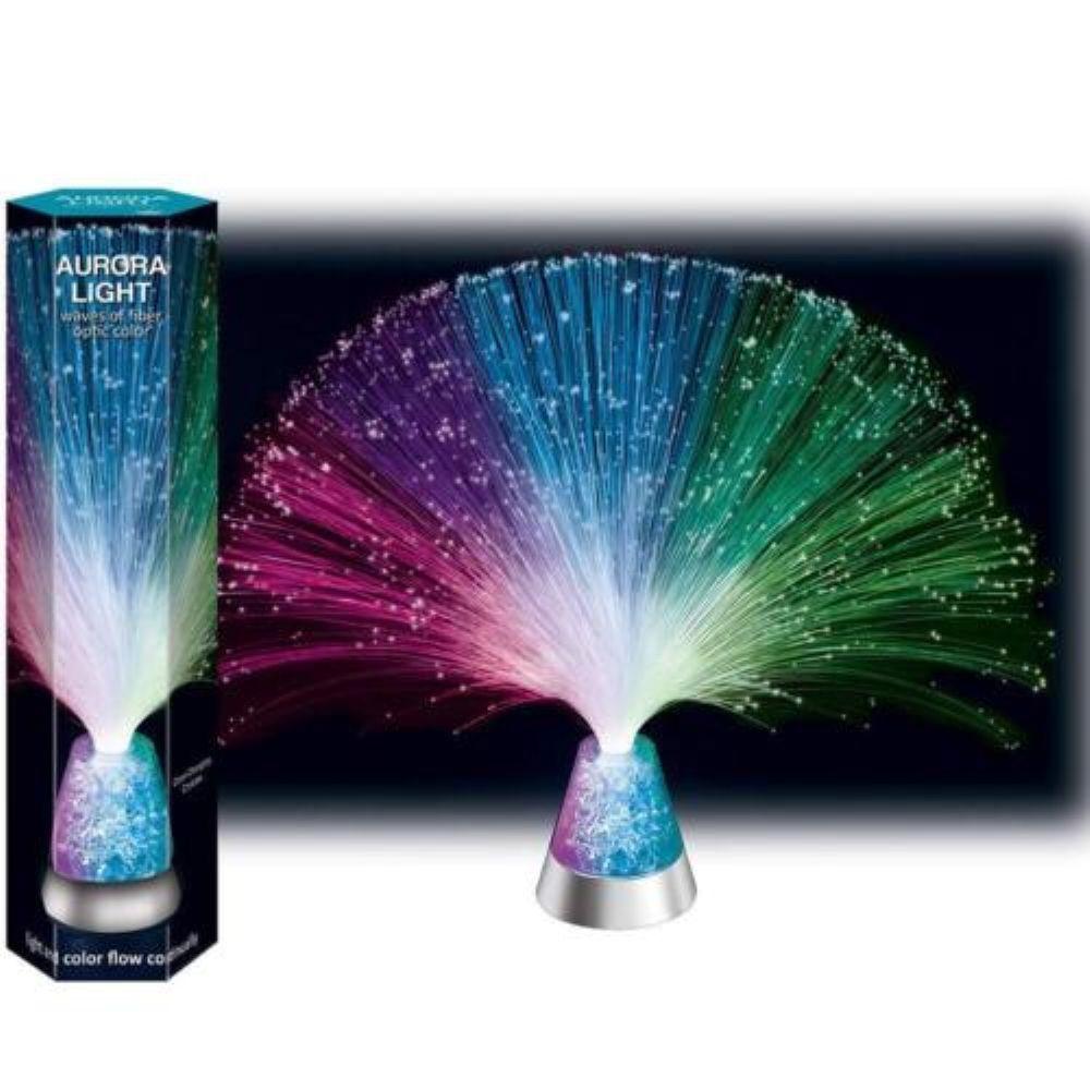 Led Fiber Optic Fountain Farbwechsel Urlaub Licht Nacht Lampe Batterie Outdoor Square Beleuchtung Dekorative Lampe