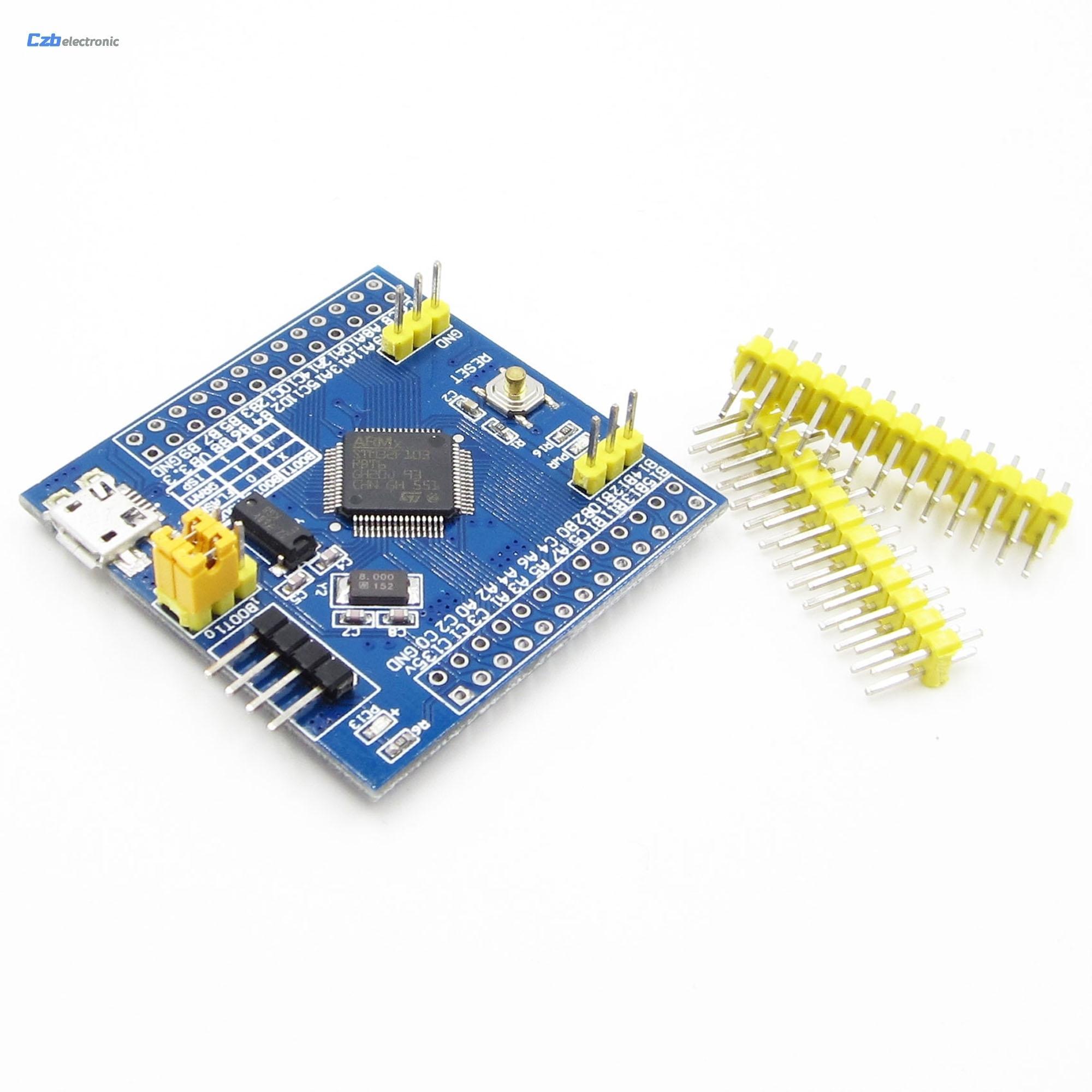 STM32F103RBT6 ARM STM32 Minimum System Development Board Cortex-m3 M76 New