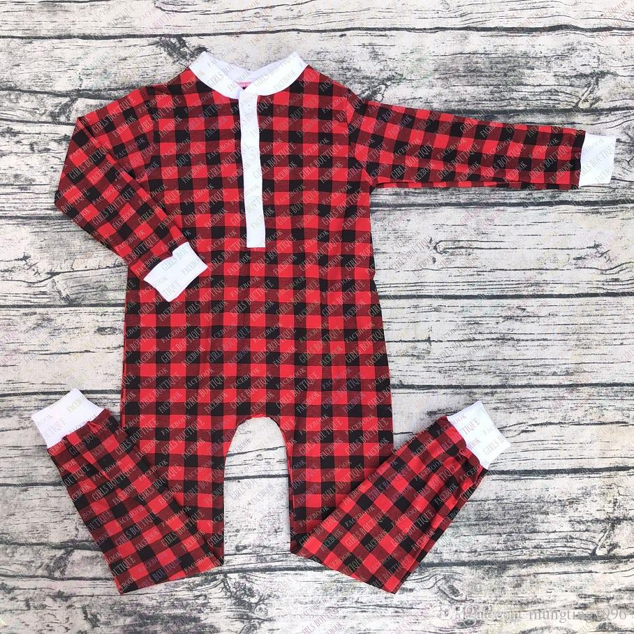2c4d75b8e Fall Winter Kids Christmas Pajamas with the Flap on the Butt Gilrs ...