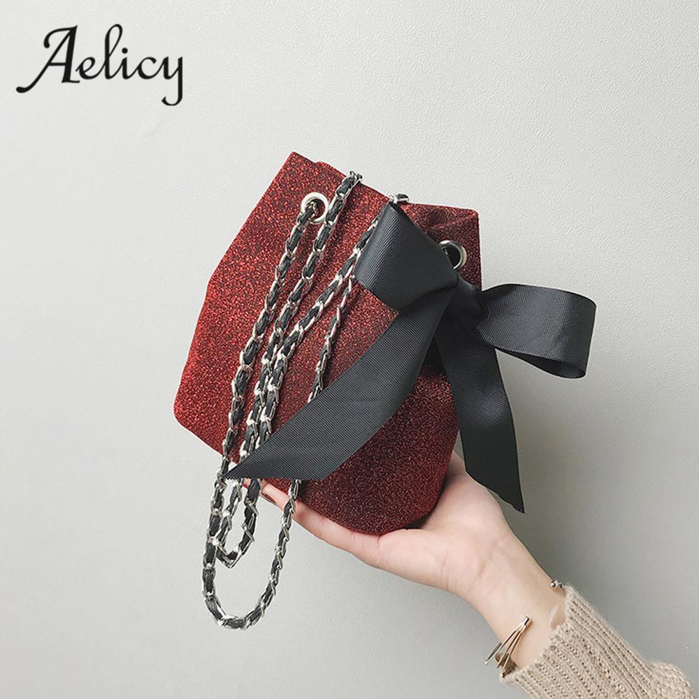 3cf54410102cc Aelicy Luxury Fashion Bag Female Handbags Women Bags Designer New Design  Bucket Fake Besigner Handbags Chains Crossbody Bag Name Brand Purses  Overnight Bags ...