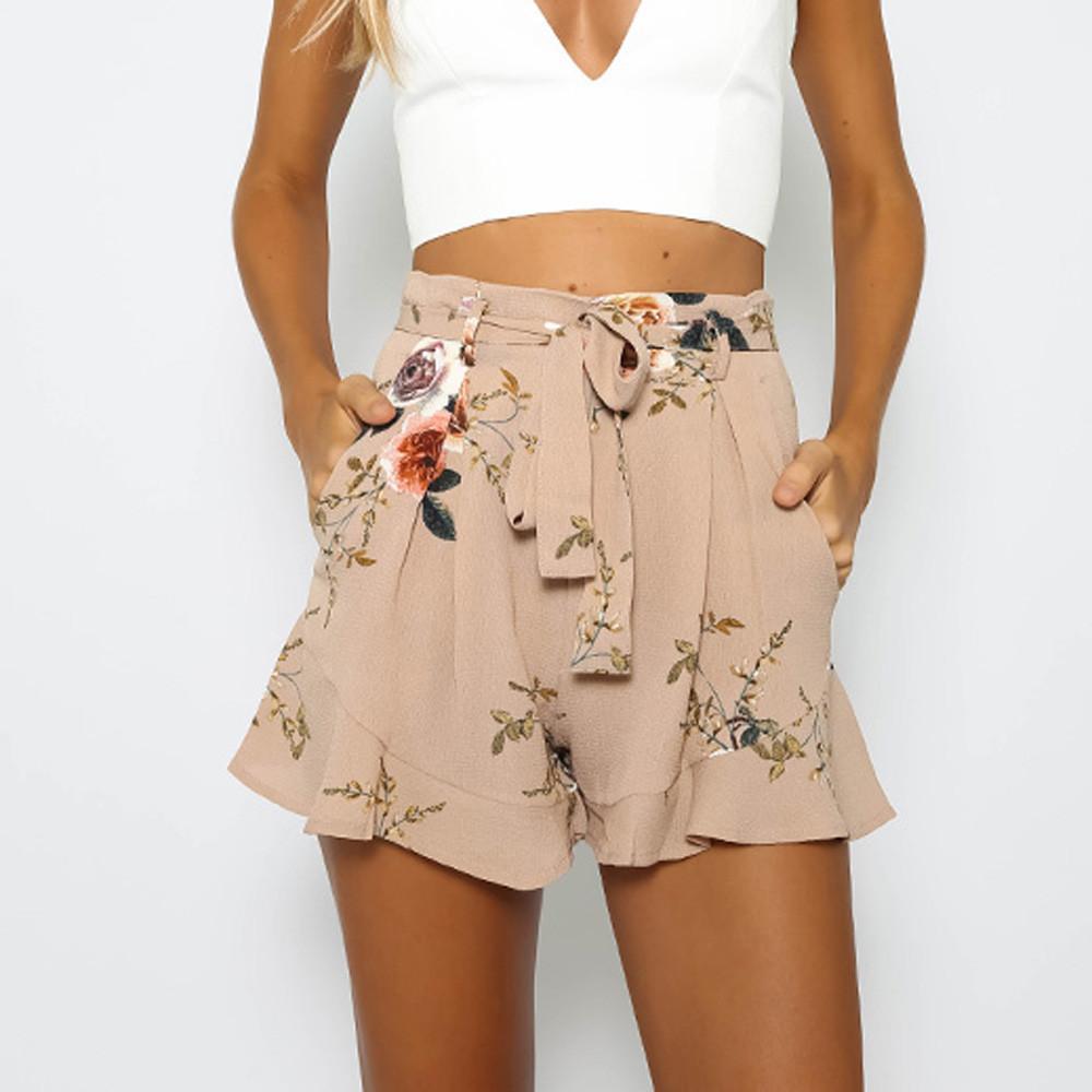 Cortos Falda Manera La De Mujeres Pantalones Atractiva Compre Las T5paxq