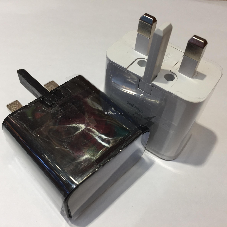 Ausgezeichnete Qualität Ladegerät 5 V 2A 9 V 1.67A Schnelllade Reise Ladegerät Adaptive für S6 S8 Plus