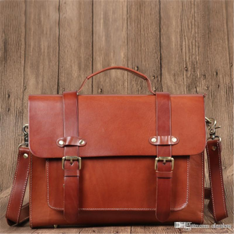 84f2611a77e2 Cheap Portfolio Briefcases for Men Best Large Briefcase Leather Men