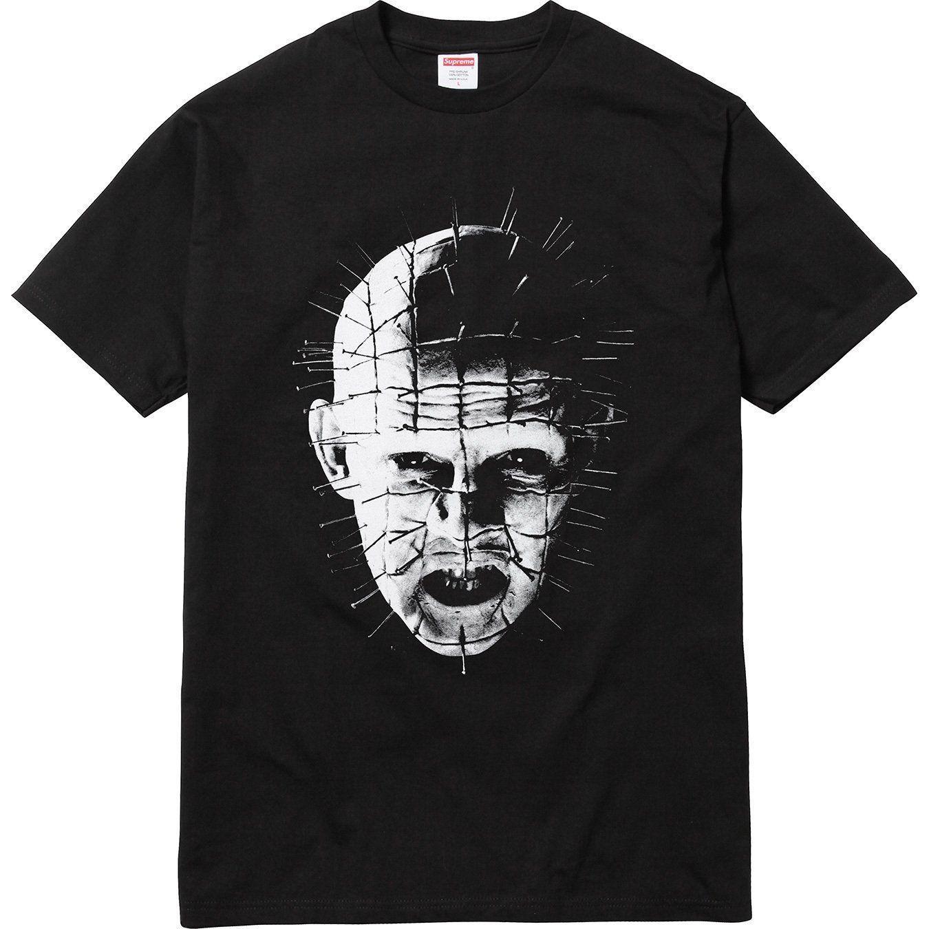 da88ac002 Men O Neck High Quality Hot Sell Hellraiser Pinhead Tee SS18 Black Medium  Really Funny T Shirts Funny Vintage T Shirts From Onecktshirt, $11.17|  DHgate.Com
