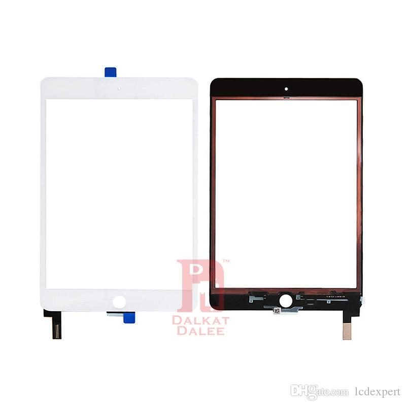 Touch Screen for iPad Mini 1 2 3 4 Digitizer LCD Glass Replacement For Apple iPad Mini 1 2 3 4 Black White