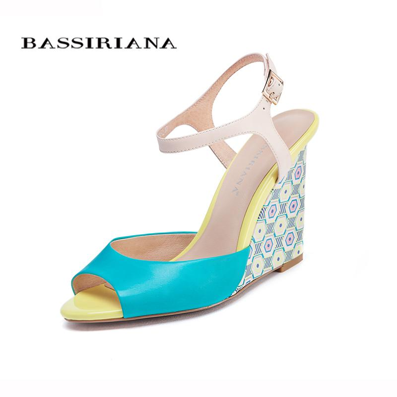 New Shoes Woman 2017 Wedges Sandals Blue Color Fashion Woman Shoes For  Summer 35 40 Back Strap BASSIRIANA Fashion Shoes Shoes For Sale From  Smart78 744ab7040deb