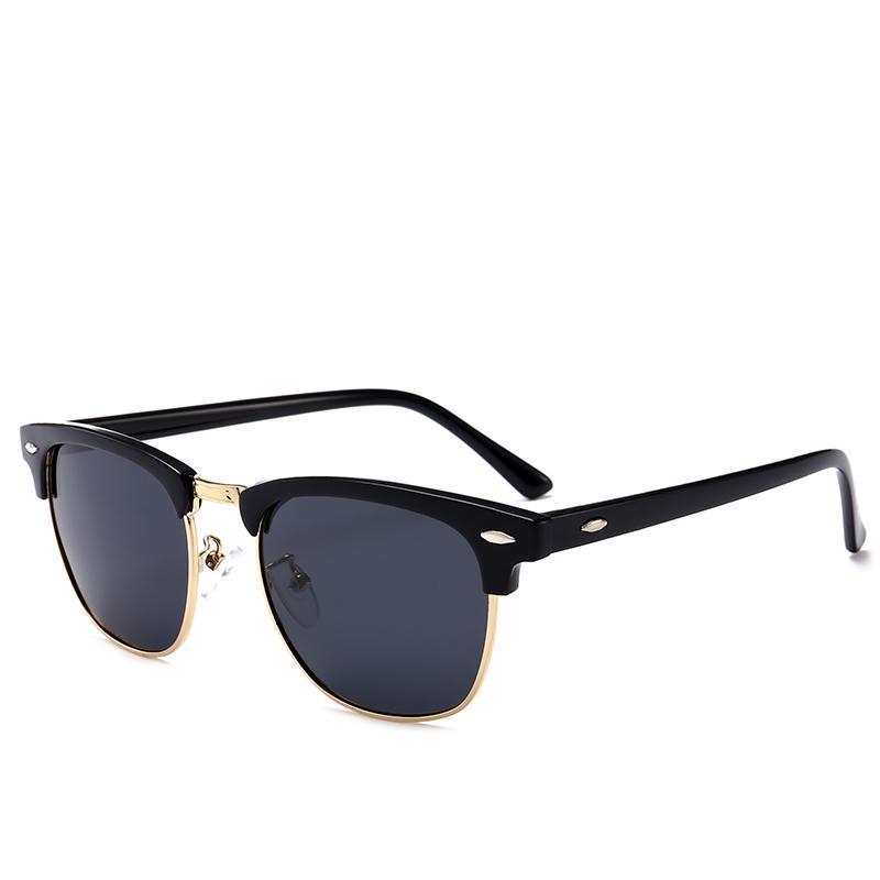d1117648fe Fashion Square Sunglasses Men Polarized Sunglasses Women Driving Mirrors  Coating Points Black Frame Eyewear Male Sun Glasses Tifosi Sunglasses Cheap  ...