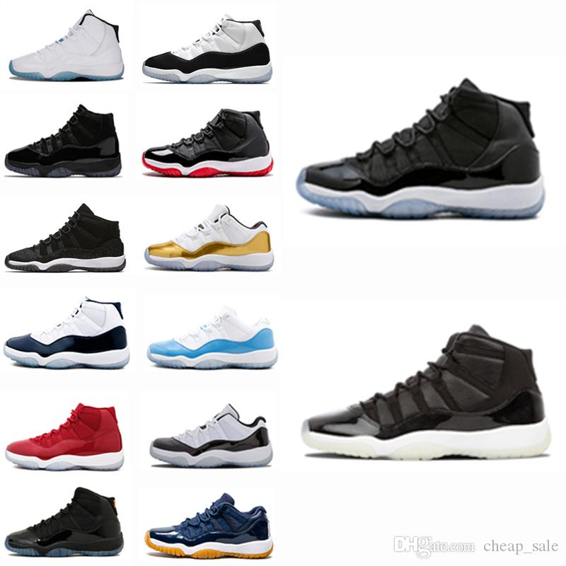 NEW Style 11 11s Mens 72 10 Space Jam Basketball Shoes Sneakers Women Gym  Red Concord Prom Night Sports Shoes For Men Designer Shoe Shops Cheap  Basketball ... 9bc38c441f
