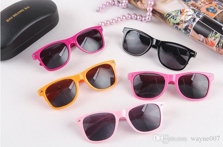 Moda UV 400 occhiali da sole donna e uomo adulto Occhiali da sole retrò Retro non-mainstream Unisex Vintage Occhiali da sole retrò i via DHL