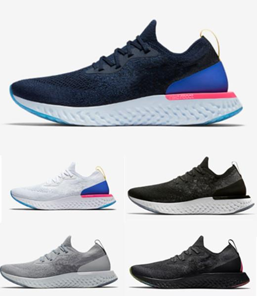 fccf66d69bba 2018 Hot Sale Epic React Instant Go Fly Men Women Running Shoes Summer Causal  Mesh Breathable Sport Athletic Trains Designer Sneakers Sale Shoes Men Shoes  ...