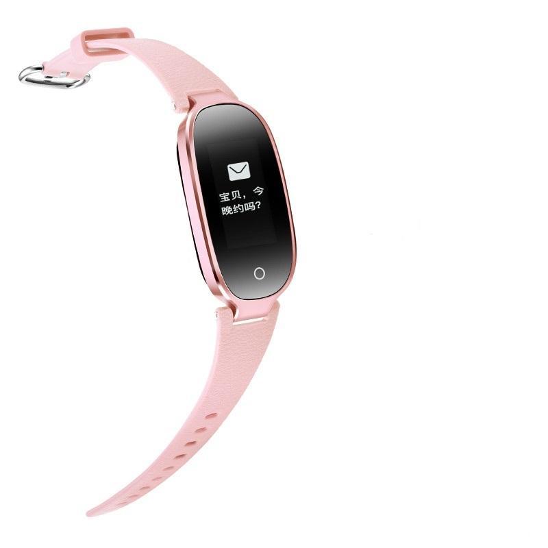 f109db70e Compre ZGO Reloj Inteligente De Mujer Digital Electrónico Deporte Podómetro  Impermeable Gimnasio LED Pulsera Inteligente Calorías Relojes Relojes De  Mujer ...
