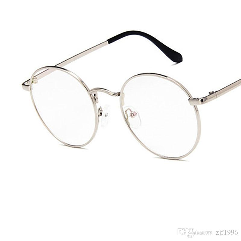2018 Round Spectacle Glasses Frames For Harry Potter Glasses With ...