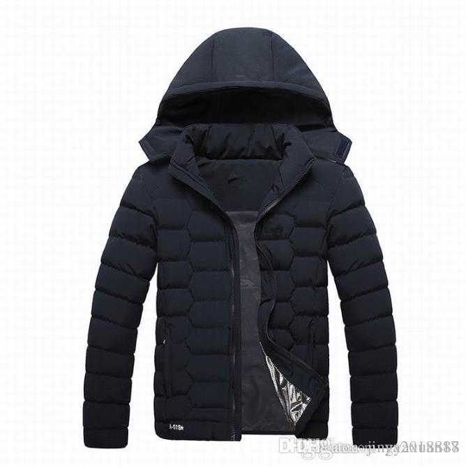 Reasonable 2018 New Men Casual Brand White Duck Down Jacket Autumn Winter Warm Coat Mens Ultralight Duck Down Jacket Male Windproof Parka Good Taste Down Jackets Jackets & Coats