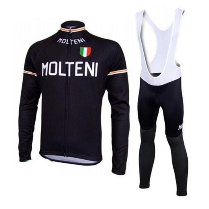 11706387d 2018 New Quick Dry Pro Bicycle Bike MTB Wear Spring Autumn Cycling Long  Sleeve Jersey Racing Bicycle Clothes Maillot Ropa Ciclismo GLE Pad Road Bike  Jerseys ...