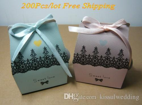 Popular Wedding Items Of Wedding Favors And Gift Boxes Of Sweet Love