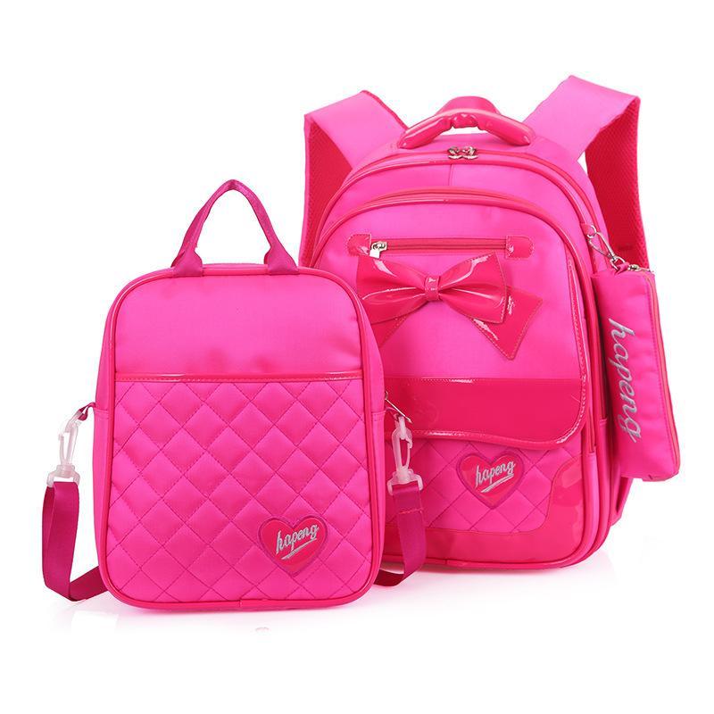 894fa491c390 Waterproof Children School Bags For Girls Orthopedic School Backpack Set Kids  Backpacks Mochila SchoolBag Kids Satchel Schoolbag Y18110107 Cheap Backpacks  ...