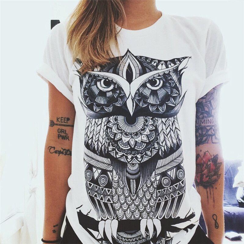 79ac4cd6f Tshirt Summer Women Designer Clothing T Shirt Print Punk Rock Fashion Graphic  Tees European T Shirt Fashion White Unicorn Y002 Shop For T Shirts Online T  ...