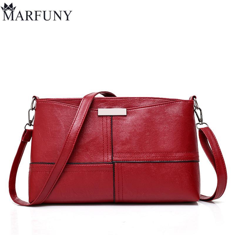 MARFUNY Brand Bag Women Fashion Plaid Crossbody Bags For Women 2018 ... 08a776f817c10