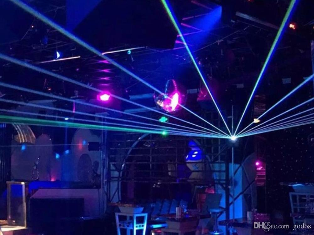 Acheter 20w Laser Effet Disco Led Scene Lumiere Rgb Animation Dj