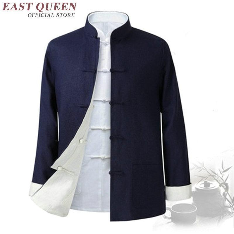 Acquista Abbigliamento Tradizionale Cinese Gli Uomini Kung Fu Vestiti  Shanghai Tang Vestito KK1599 H A  91.74 Dal Pattern68  e88b73d3580