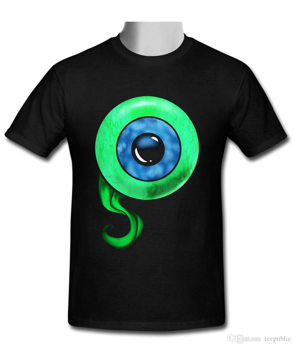 7e2971e38e7a Acheter Humour T Shirts Premium Col Rond Jacksepticeye Logo Noir T Shirt  Taille S 3XL Manches Courtes T Shirts Pour Hommes De  10.99 Du Teepublic