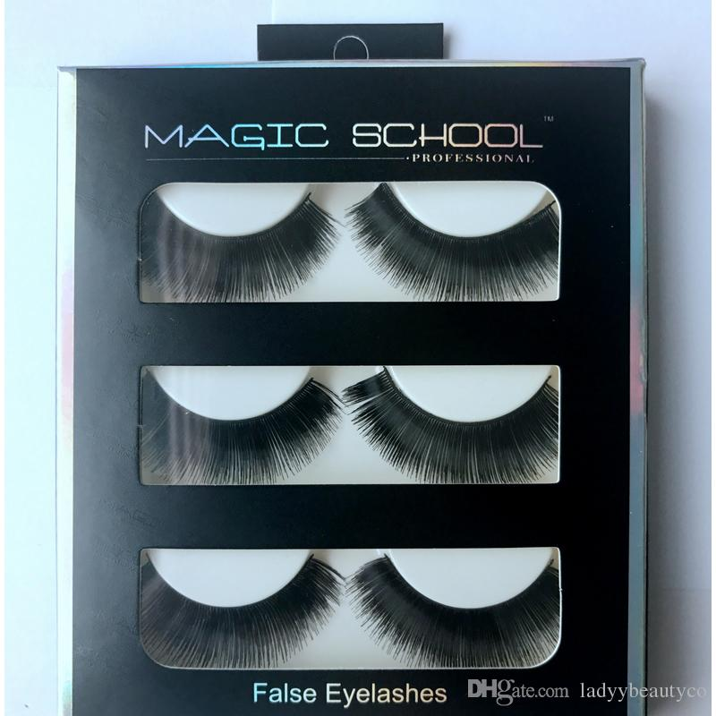 79 Professional Reuse Fake Eye Lash Eyelash Brand Fashion Lash