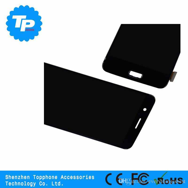 hot sell Original Replacement LCD Display Touch Screen Digitizer Assembly without frame for one plus 5 lcd black China factory supplier