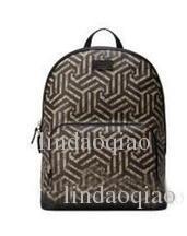 2018 Latest style Brand Backpack High Quality Real Leather Mens Backpacks Designer School Bag Genuine Leather Men Backpack 223705 268184