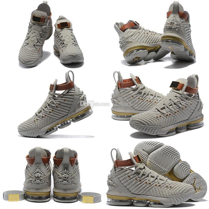 f9cf3da48a5 2019 New XVI 16 Harlem s Fashion Row Basketball Shoes for Mens ...