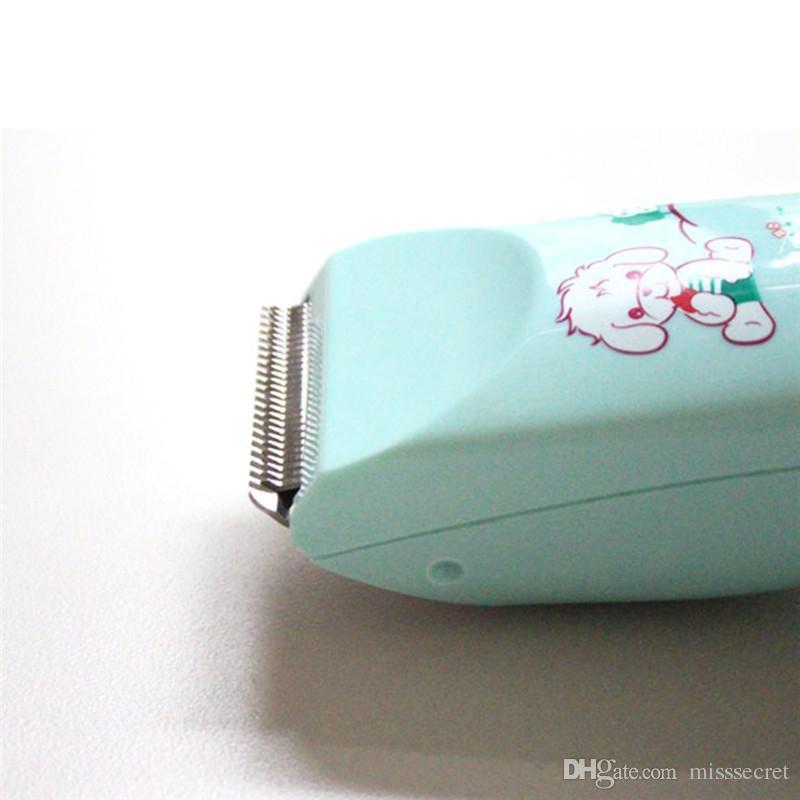 Sevimli Profesyonel Bebek Yetişkin Elektrikli Saç Düzeltici Şarj Edilebilir Çocuk Kullanımı Güvenli Saç Kesme Düşük Gürültü Akülü Saç Kesme Makinesi